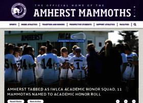 athletics.amherst.edu