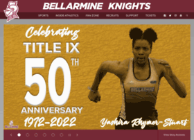 athletics.bellarmine.edu