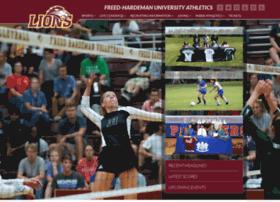 athletics.fhu.edu