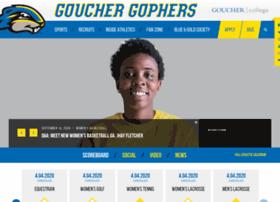 athletics.goucher.edu