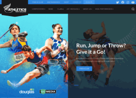 athletics.org.nz