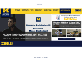 athletics.umdearborn.edu