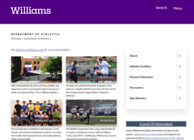 athletics.williams.edu