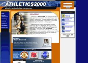 athletics2000.8to18.com