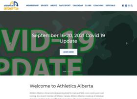 athleticsalberta.com