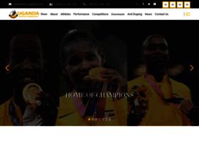athleticsuganda.org
