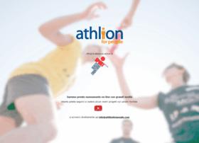 athlionforpeople.com