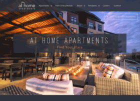 athomeapartments.com