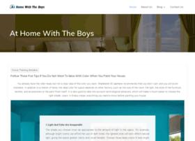 athomewiththeboys.com