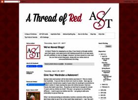 athreadofred.blogspot.com