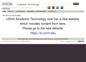 ati.usnh.edu