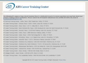 aticareertraining.edu