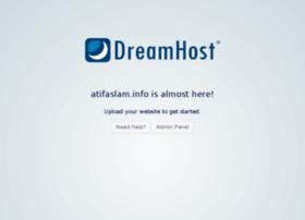 atifaslam.info