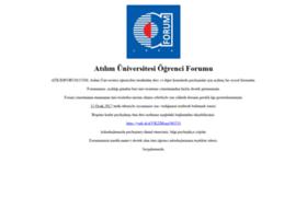 atilimforum.com