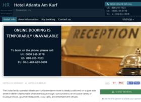 atlanta-am-kurfurstendamm.h-rsv.com