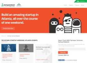 atlanta.startupweekend.org