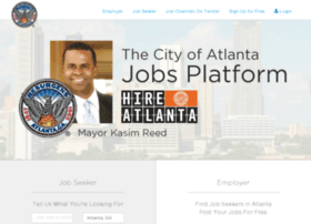 atlanta.tweetmyjobs.com