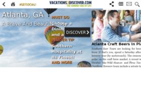 atlanta.vacations2discover.com