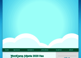 atlanta.wordcamp.org