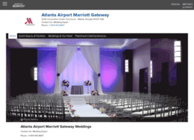 atlantaairportmarriottgatewayweddings.com