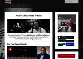 atlantabusinessradio.businessradiox.com