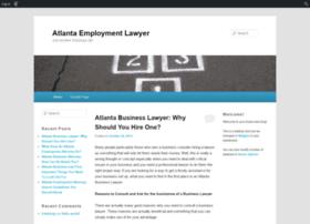 atlantaemploymentlawyer.edublogs.org