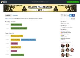 atlantafilmfestival2015.sched.org