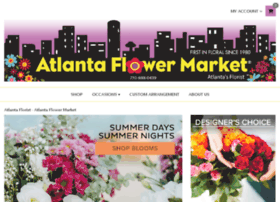 atlantaflowermarketflorist.com