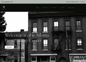 atlantapreservationcenter.com