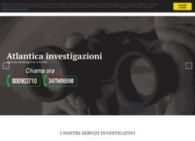 atlantica-investigazioniroma.com