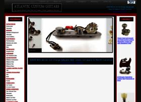 atlanticcustomguitars.com