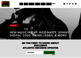 atlanticrecords.com