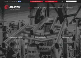atlantis-fit.com