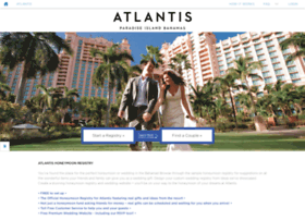 atlantis.honeymoonwishes.com
