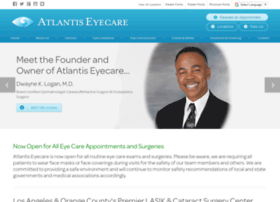atlantiseyecare.com