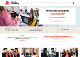 atlantisuniversity.org