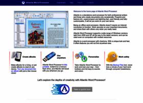 atlantiswordprocessor.com
