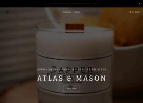 atlasandmason.com
