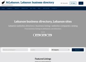 atlebanon.com