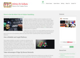 atleticodekolkata.com