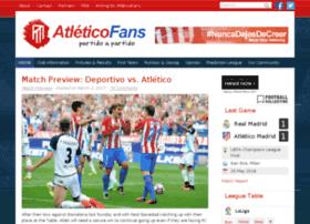 atleticofans.com