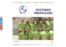 atletismoinmaculada.com