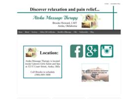 atokamassagetherapy.com