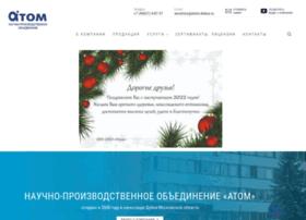 atom.jinr.ru