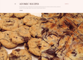 atomicrecipes.blogspot.com