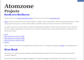 atomzone.co.uk