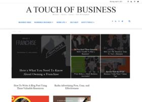 atouchofbusiness.com