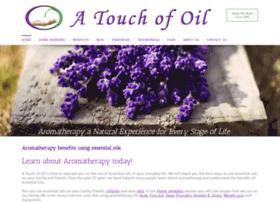 atouchofoil.com