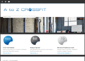 atoz-crossfit.com