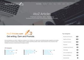 atozarticles.com